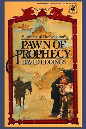 read online Pawn of Prophecy (The Belgariad, #1)