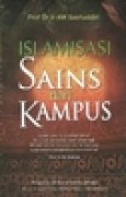Download Islamisasi Sains dan Kampus books