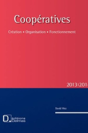 Reading books Coopratives 2013/2014 : Cration - Organisation - Fonctionnement