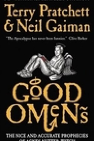read online Good Omens: The Nice and Accurate Prophecies of Agnes Nutter, Witch