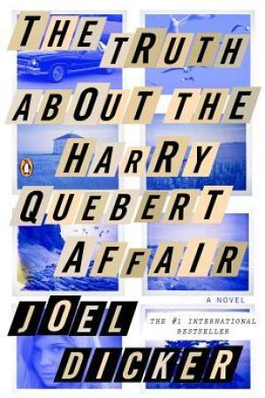 Reading books The Truth About the Harry Quebert Affair