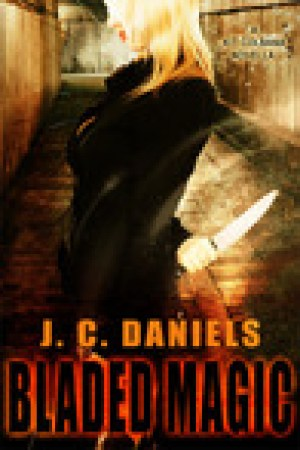 read online Bladed Magic (Colbana Files, #0.6)