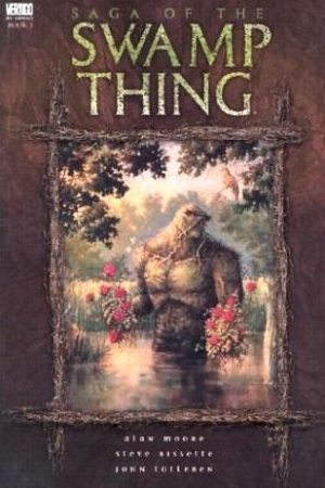 Reading books Swamp Thing, Vol. 1: Saga of the Swamp Thing