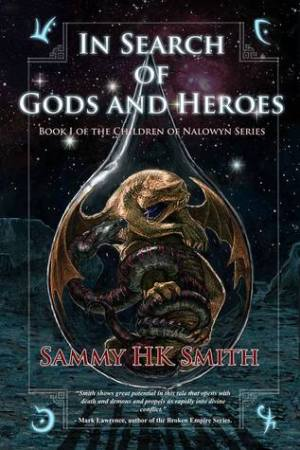 Reading books In Search of Gods and Heroes