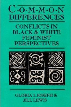Reading books Common Differences: Conflicts in Black and White Feminist Perspectives