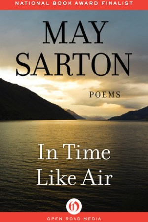 Reading books In Time Like Air: Poems