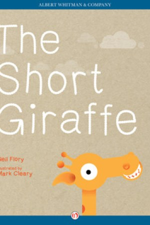 Reading books The Short Giraffe