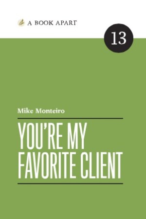 Reading books You're My Favorite Client