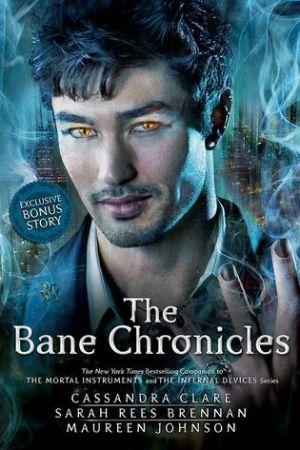 Reading books The Bane Chronicles