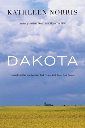 Reading books Dakota: A Spiritual Geography