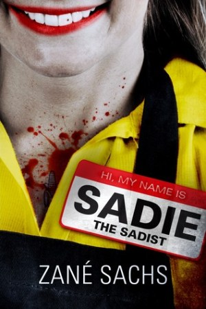 Reading books Sadie the Sadist: X-tremely Black Humor/Horror