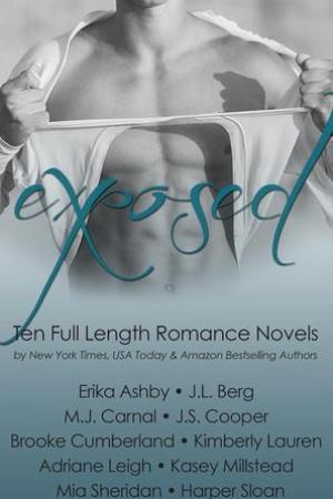 Reading books Exposed Anthology