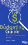 Download A Budgeting Guide for Local Government pdf / epub books