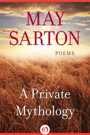Reading books A Private Mythology: Poems