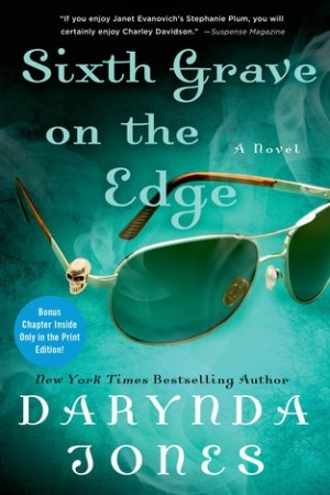 Reading books Sixth Grave on the Edge (Charley Davidson, #6)