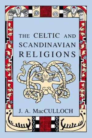 Reading books The Celtic and Scandinavian Religions