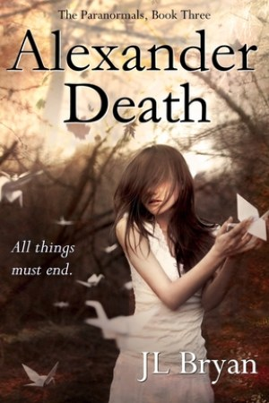 Reading books Alexander Death (The Paranormals, #3)