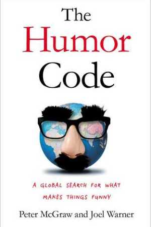 Reading books The Humor Code: A Global Search for What Makes Things Funny