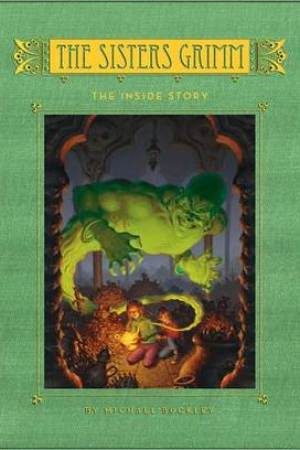Reading books The Inside Story (The Sisters Grimm, #8)
