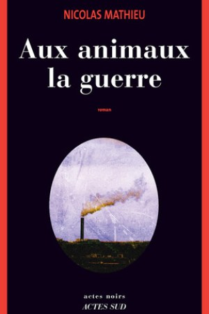 Reading books Aux animaux la guerre