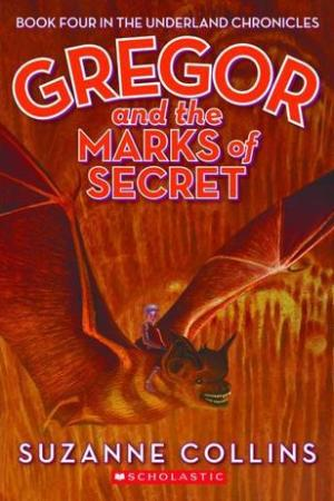 Reading books Gregor and the Marks of Secret (Underland Chronicles, #4)