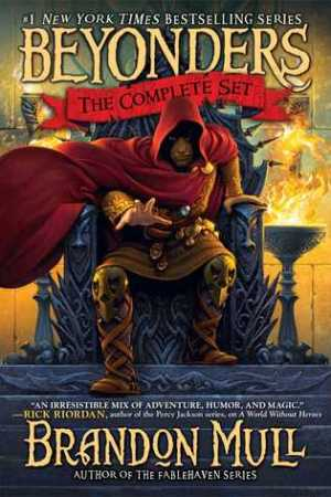 read online Brandon Mull's Beyonders Trilogy: A World Without Heroes; Seeds of Rebellion; Chasing the Prophecy