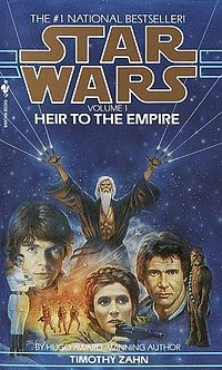 Heir to the Empire  (Star Wars: The Thrawn Trilogy #1)
