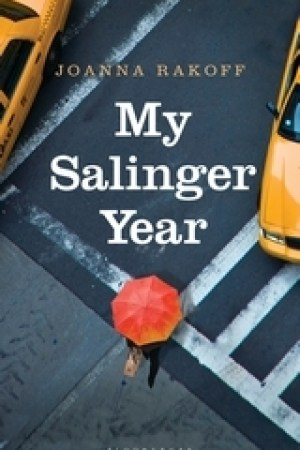 Reading books My Salinger Year