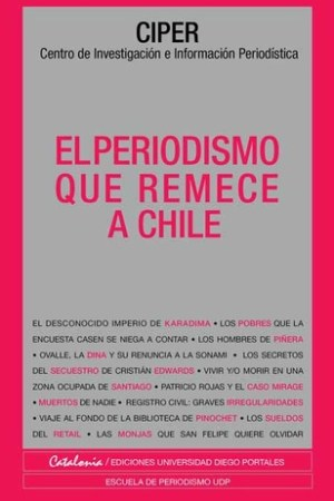 Reading books El periodismo que remece a Chile