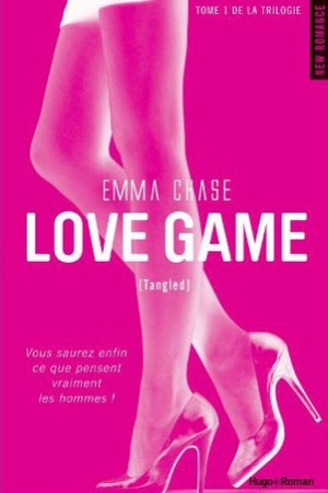 Reading books Love Game (Tangled, #1)