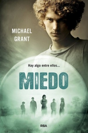 Reading books Miedo (Gone, #5)
