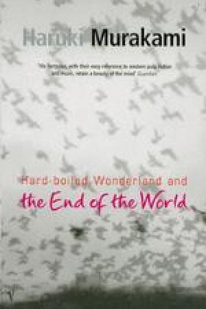 Reading books Hard-Boiled Wonderland and the End of the World