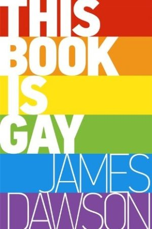 Reading books This Book is Gay