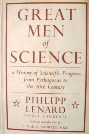 Reading books Great Men Of Science: A History Of Scientific Progress