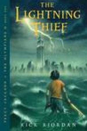 read online The Lightning Thief (Percy Jackson and the Olympians, #1)