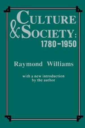 Reading books Culture and Society 1780-1950