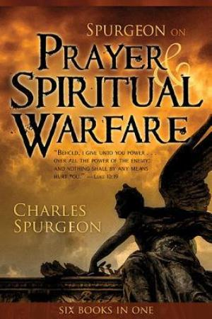 Reading books Spurgeon on Prayer and Spiritual Warfare