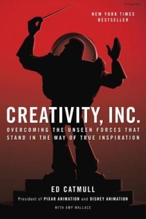 Reading books Creativity, Inc.: Overcoming the Unseen Forces That Stand in the Way of True Inspiration