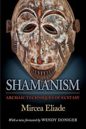 Reading books Shamanism: Archaic Techniques of Ecstasy (Bollingen)
