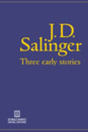 read online Three Early Stories