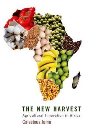 Reading books New Harvest: Agricultural Innovation in Africa