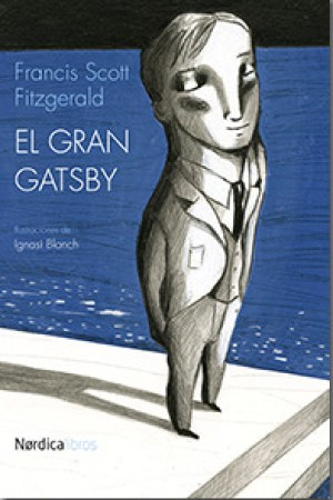 Reading books El gran Gatsby