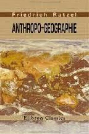 Reading books Anthropo-Geographie