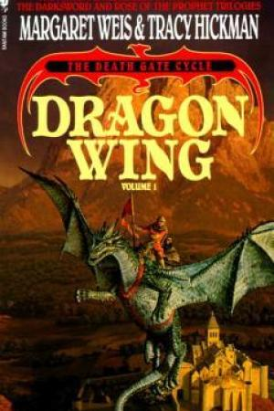 Reading books Dragon Wing (The Death Gate Cycle, #1)