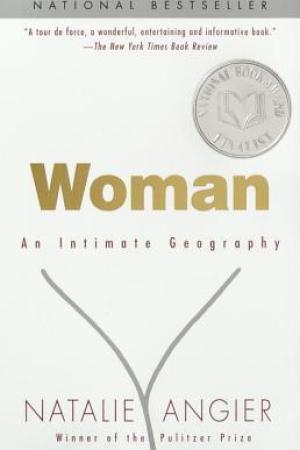 Reading books Woman: An Intimate Geography