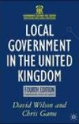 Download Local Government In The United Kingdom pdf / epub books