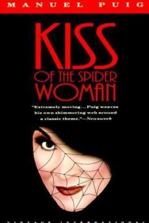 Reading books Kiss of the Spider Woman