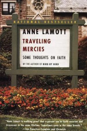 Reading books Traveling Mercies: Some Thoughts on Faith