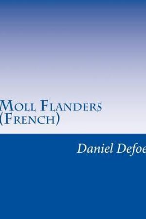 Reading books Moll Flanders (French)