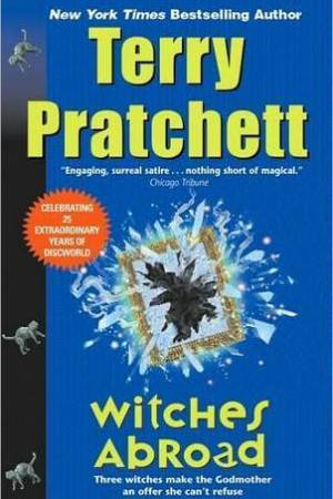 Reading books Witches Abroad (Discworld, #12; Witches #3)